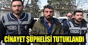 Samsun'da Cinayet şüphelisi tutuklandı