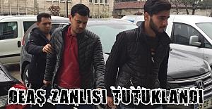 Samsun'da DEAŞ zanlısı tutuklandı