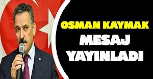 Samsun Valisi mesaj yayınladı