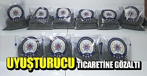 Uyuşturucu operasyonu 3 gözaltı