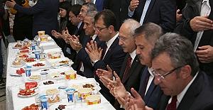 Kılıçdaroğlu Samsun#039;da iftar...