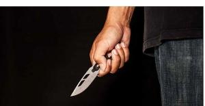 bspan style=color:#ff0000Bafra#039;da bıçaklı kavga/span/b