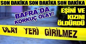 bBafra TOKİ`de Korkunç Olay!/b