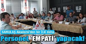 SAMULAŞ Akademi#039;den bir İLK...