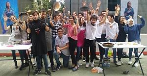 Samsun Anadolu Lisesi'nden iddialı yarışma