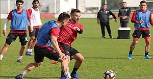Samsunspor hazırlıklarını tamamlıyor
