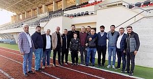Bafra Hacınabispor Kulübü Hızla Büyüyor !