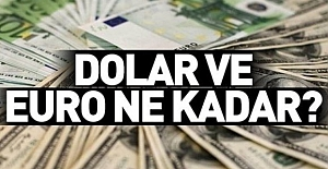 Dolar Euro kaç TL!