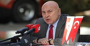 Samsunspor Başkanı açıklama yaptı