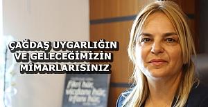 Vekil Hancıoğlu'nun Öğretmenler...