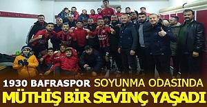 1930 Bafraspor ligi Namağlup Kapattı