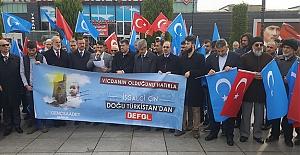 Genç Saadet'ten Doğu Türkistan tepkisi!