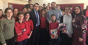 Nazmiye Demirel Ortaokulu' nda Kariyer Günleri