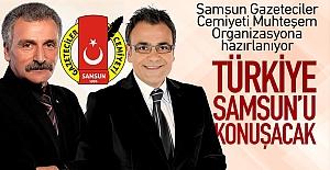 Türkiye Samsun'u konuşacak!