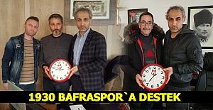 1930 Bafraspor'dan Önemli Ziyaretler