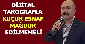 Erhan Usta,Esnaf Mağdur Edilmemeli