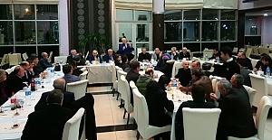 MHP Samsun İl Başkanlığı bölge toplantısı