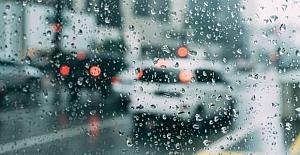 Yurt genelinde yağış var!