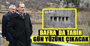 Başkan Demir, Bafra`da Turizm Canlanacak
