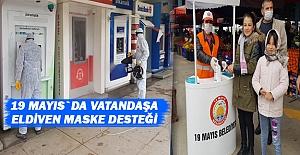 19 Mayıs Belediyesi Çalışmalara Ara...