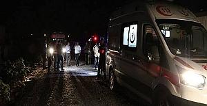 bBafra#039;da silahlı kavga 1 ölü/b
