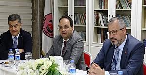 Bafra Oda Başkanları İstişare Toplantısı