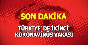 Türkiye`de İkin Korana vakası