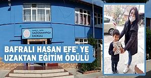 Bafralı Hasan Efe#039; Ye Uzaktan...