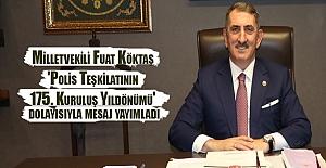 Köktaş 'Polis Teşkilatının yıl...