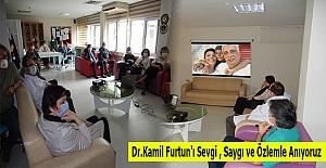 Opr. Dr. Kamil Furtun ölümünün 5.yılında anıldı