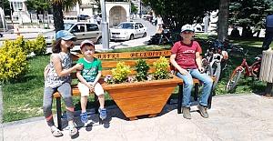 Bafra Belediyesi Yaza Hazır