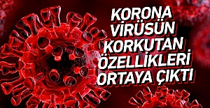 Korona virüsün korkutan özellikleri