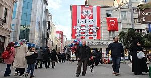 Asın Şampiyon Samsunspor Bayraklarını !