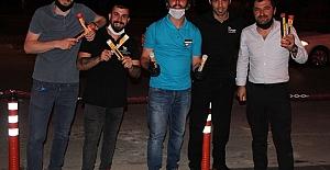 Atakum Şampiyon Samsunspor Sesleriyle İnledi!