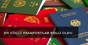 En Güçlü Pasaportlar Belli Oldu