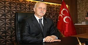 MHP Samsun İl Başkanı 15 Temmuz Mesajı