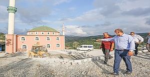 Canik Belediyesin'den Camilere Destek