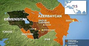 Azerbaycan ile Ermenistan arasında gerilim