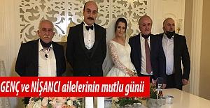 GENÇ ve NİŞANCI ailelerinin mutlu...