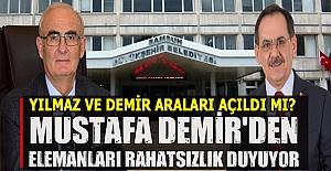 Mustafa Demir#039;den elemanları...