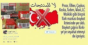 Suudi Arabistan'dan Türk mallarına boykot!