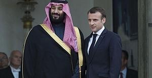 Suudi Arabistan Fransa'ya destek verdi