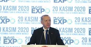 Erdoğan#39;dan faiz açıklaması