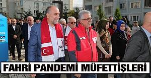 Fahri Pandemi Müfettişleri