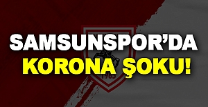 Samsunspor#039;da korona şoku