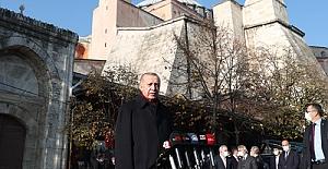 Erdoğan, Aşı, CHP ve Fransa hakkında konuştu
