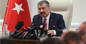 Türkiye'de vaka sayısı kaç oldu?