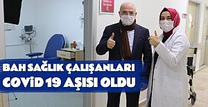 BAH Sağlık çalışanları Covid...