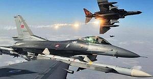 F-16 savaş uçağı revizyona girdi