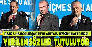 Hacıoğlu İçme Suyu Arıtma Tesisi...